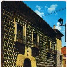 Postales: SEGOVIA - CASA DE LOS PICOS. Lote 51423964