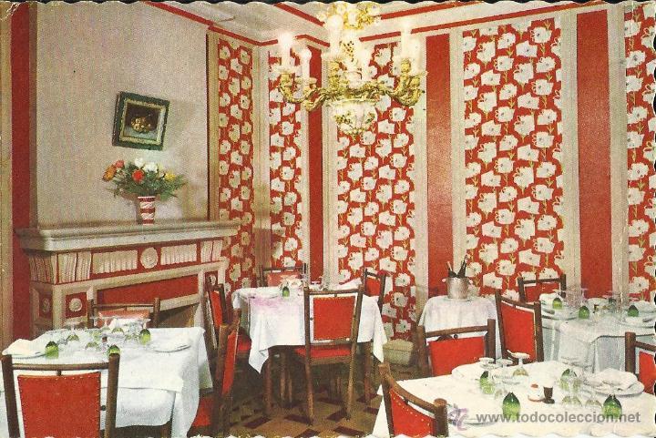 salamanca. restaurante el zaguán, 1964. comedor - Kaufen Postkarten ...