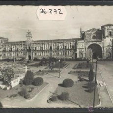 Postales: LEON - 40 - SAN MARCOS - ED· GARCIA GARRABELLA - (36272). Lote 51599615