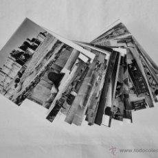 Postales: LOTE 32 FOTOGRÁFICAS SERIE CASTILLO DE COCA, SEGOVIA. HUECO GRABADO FOURNIER VITORIA-AÑOS 60. Lote 51934338