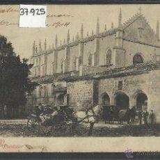 Postales: BURGOS - CARTUJA - COL· EXCELSIOR - REVERSO SIN DIVIDIR - (37925). Lote 52517868