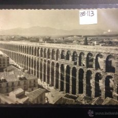 Postales: SEGOVIA - 15 - ACUEDUCTO ROMANO - ED· DARVI - (38113). Lote 52560400