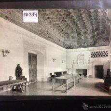 Postales: PEÑARANDA DE DUERO - 11 - PALACIO DE AVELLANEDA - ED· SICILIA - (38374). Lote 52663436