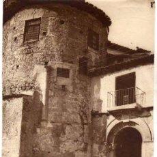 Cartoline: FOTOGRAFIA, 23 X 16 CM. SAN VICENTE. UN DETALLE ROMÁNICO. SEGOVIA.. Lote 52702716