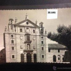 Postales: AVILA - 41 - CONVENTO DE SANTA TERESA - ED· GARCIA GARRABELLA - (38646). Lote 52803797