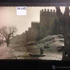 Postales: AVILA - 87 - MURALLAS - ED· GARCIA GARRABELLA - (38648). Lote 52803854