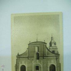 Postales: ANTIGUA FOTO POSTAL DE AREVALO. IGLESIA DE SANTO DOMINGO. EDIC. IMAGO. SIN CIRCULAR. Lote 52886037
