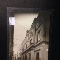 Postales: ZAMORA - PALACIO DE LA DIPUTACION - FOTOGRAFICA SELLO EN SECO ROISIN - (39028). Lote 52978084