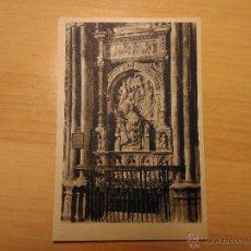 Postales: CATEDRAL DE AVILA - SEPULCRO DE ALONSO DE MADRIGAL EL TOSTADO. Lote 53005779