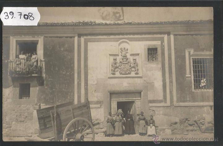 PALENCIA ??? - FOTOGRAFICA - VER REVERSO - (39708) (Postales - España - Castilla y León Antigua (hasta 1939))