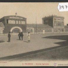 Postales: PALENCIA - 8 - GRANJA AGRICOLA - LIBRERIA GONZALEZ - (39704). Lote 53535413