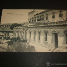 Postales: SEGOVIA ACADEMIA DE ARTILLERIA . Lote 53772029