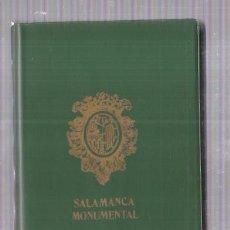 Postales: BLOCK DE 20 POSTALES. SALAMANCA MONUMENTAL.. Lote 53947782