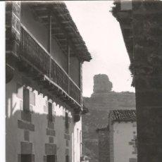 Postales: ORBANEJA DEL CASTILLO - CALLE DEL CAÑO. Lote 54117785