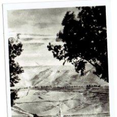 Postales: PS6292 MEDINACELI 'MONUMENTO SDO. CORAZÓN DE JESÚS'. SIN REFERENCIAS. 1955. Lote 53803568