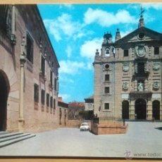 Postales: AVILA - CONVENTO DE SANTA TERESA. Lote 54817976