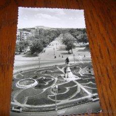 Postales: ANTIGUA POSTAL DE VALLADOLID,CAMPO GRANDE .PASEO CENTRAL.. Lote 54925115