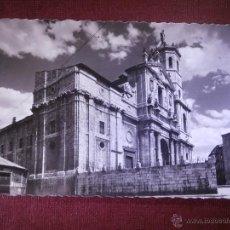 Postales: POSTAL - VALLADOLID - CATEDRAL - FACHADA - GARCÍA GARRABELLA Y CIA - NUEVA - SIN ESCRIBIR -. Lote 43117868