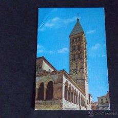 Postales: SEGOVIA-V5-NO ESCRITA-Nº65-IGLESIA ROMANICA DE SAN ESTEBAN-ED.ARRIBAS. Lote 54986594