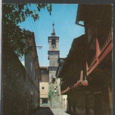 Postais: PONFERRADA - CALLE CARNECERÍAS - P15386. Lote 55088809