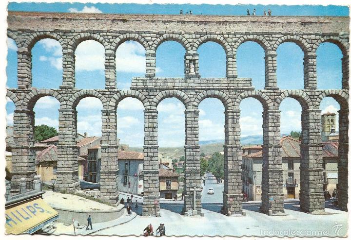 SEGOVIA (Postales - España - Castilla y León Moderna (desde 1940))