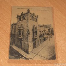 Postales: POSTAL DE BURGOS. Lote 55322527