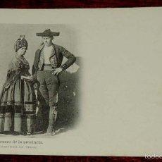 Postales: SEGOVIA, ALDEANOS DE LA PROVINCIA (CASTILLA LA VIEJA), FOT. LAURENT, SIGLO XIX SERIE B Nº 19, SIN CI. Lote 55369308