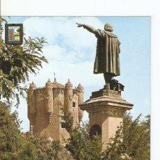 Postales: POSTAL 032898 : SALAMANCA TORRE DEL CLAVERO. Lote 55604715