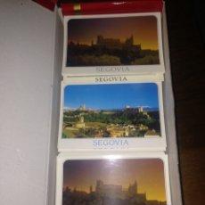 Postales: 700 POSTALES SEGOVIA SIN USO. Lote 55814332