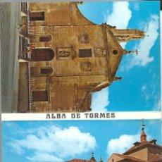 Postales: BLOC 10 POSTALES ANTIGUAS DE - ALBA DE TORMES. Lote 56002501