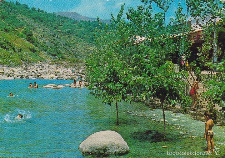 Candeleda piscinas carreras escrita foto f i comprar for Piscinas naturales castilla y leon