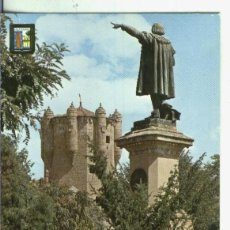 Postales: POSTAL: SALAMANCA: TORRE DEL CLAVERO. Lote 55449539
