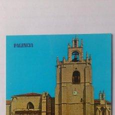 Postales: POSTAL PALENCIA - LA CATEDRAL. Lote 56717349