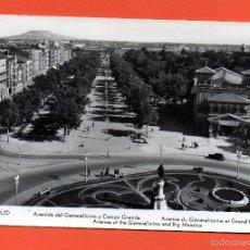 VALLADOLID - AVENIDA DEL GENERALISIMO Y CAMPO GRANDE