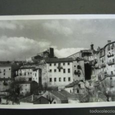 Postales: FOTOGRAFÍA ANTIGUA SEPÚLVEDA. 10,3 X 7 CM. Lote 56933238