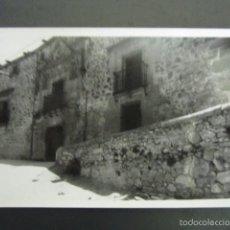 Postales: FOTOGRAFÍA ANTIGUA SEPÚLVEDA. 10,4 X 7 CM. Lote 56933280