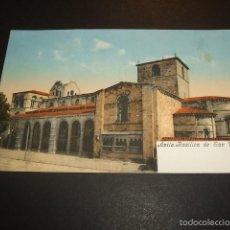 Postales: AVILA BASILICA DE SAN VICENTE EDICION PURGER. Lote 56977178