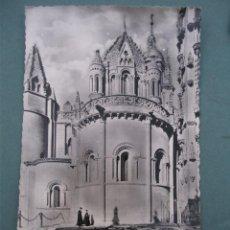 Postales: POSTAL DE SALAMANCA - 76 - CATEDRAL VIEJA. TORRE DEL GALLO (HELIOTIPIA, ESCRITA 1959). Lote 57125085