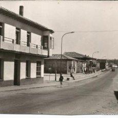 Postales: HONTORIA DEL PINAR - CARRETERA DE SORIA - FOTO VICTOR. Lote 57248218