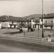 Postais: HONTORIA DEL PINAR - PLAZA - FOTO VICTOR. Lote 57248440