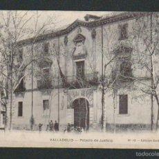 Postales: VALLADOLID.PALACIO DE JUSTICIA.Nº 18.ED.GUILLEN.SIN CIRCULAR.. Lote 57495296