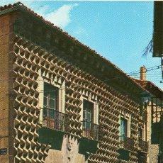 Postales: VESIV POSTAL SEGOVIA Nº86 CASA DE PICOS . Lote 57633826