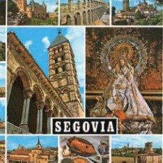 Postales: VESIV POSTAL SEGOVIA . Lote 57655443
