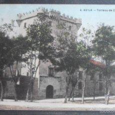 Postais: (47940)POSTAL ESCRITA,TORREOU DE CRESCENTE,AVILA,ÁVILA,CASTILLA Y LEON. Lote 57682829