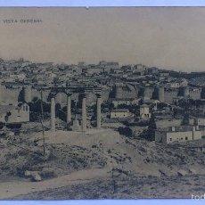 Postales: ANTIGUA POSTAL AVILA - VISTA GENERAL, FOTOTIPIA DE HAUSER Y MENET. Lote 57818954