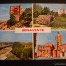 Postales: BENAVENTE / EDICIONES PARIS J.M / 1967. Lote 57892943
