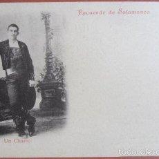 Cartoline: POSTAL SALAMANCA REVERSO SIN DIVIDIR. Lote 57893853