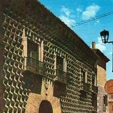 Postales: SEGOVIA - 2010 CASA DE LOS PICOS. Lote 57927141