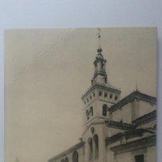 Postales: POSTAL SEGOVIA - IGELESIA DE SAN MARTIN, CIRCULADA AÑO 1914. Lote 57954161