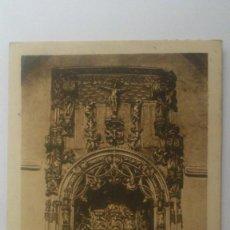 Postales: POSTAL ZAMORA - LA CATEDRAL, SEPULCRO DEL DR GRADO, CIRCULADA AÑO 1924. Lote 57955479